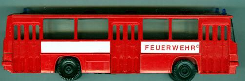 SES Ikarus 260 Einsatzleitung FW
