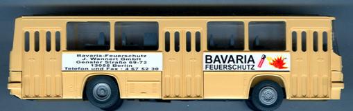 SES Ikarus 260 Bavaria Feuerschutz