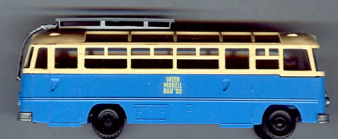 SES Ikarus 311 Inter-Modellbau '92
