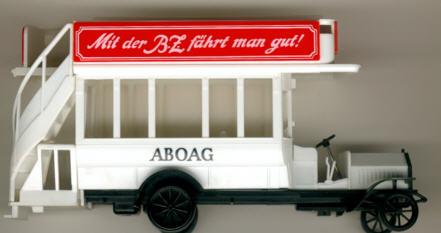 SES/mini car Daimler 1905 ABOAG/BZ