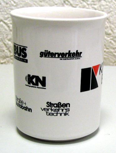 Kaffee-Tasse Kirschbaum-Verlag