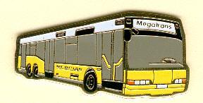 PIN NEOPLAN-Megatrans N 4020