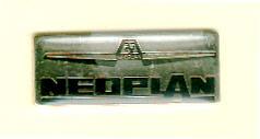 PIN NEOPLAN-LOGO mit Schwinge