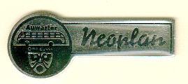 PIN NEOPLAN-LOGO Auwärter 1953
