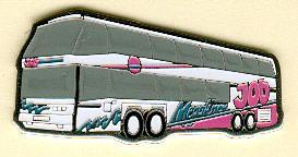 PIN NEOPLAN-Megaliner N128/4JOB