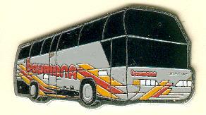 Krawatten-Nadel NEOPLAN-Cityliner