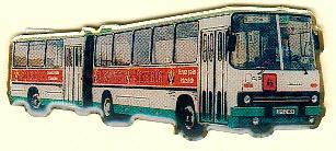 Pin Ikarus 280 Autobus Sachsen Omnibus Modell Shop Rhein Ruhr