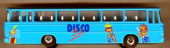 Stettnisch Setra S 150 H Disco-Bus