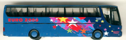 Herpa Setra S 315 HDH Becker-Reisen    Euro 2000