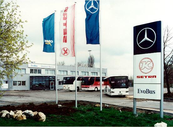 Foto Setra/EVO-Bus-Center NEU-Ulm