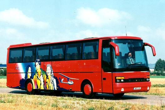 Foto Setra S 250 Spezial IAA '96