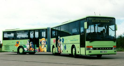 Foto Setra S 321 UL IAA '96