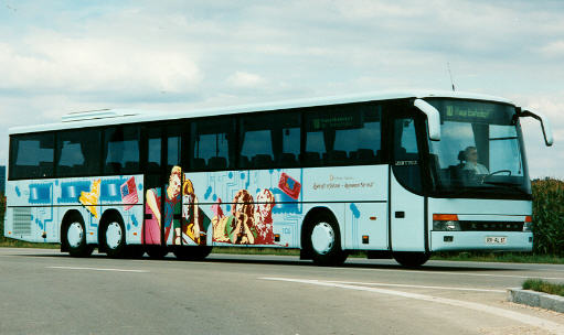 Foto Setra S 319 UL IAA '96