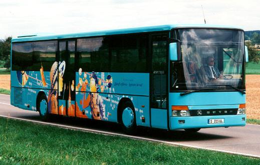 Foto Setra S 315 UL IAA '96
