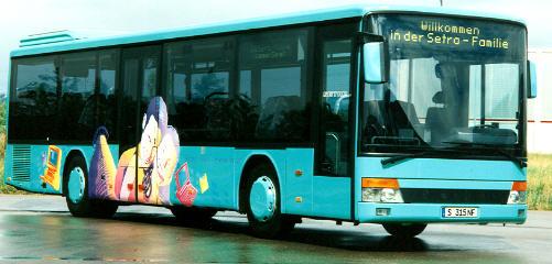Foto Setra S 315 NF IAA '96