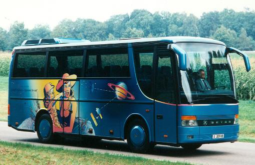 Foto Setra S 309 HD IAA '96