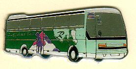 Schlüssel-Anhänger Setra S 250 Spezial, Rossini