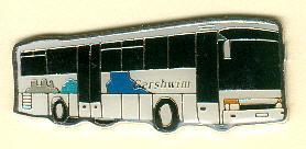 Schlüssel-Anhänger Setra S 315 UL -  Gershwin