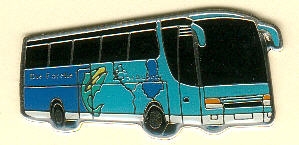 Schlüssel-Anhänger Setra S 315 HDH -  Schubert