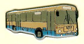 Schlüssel-Anhänger MAN SÜ 240 RVH