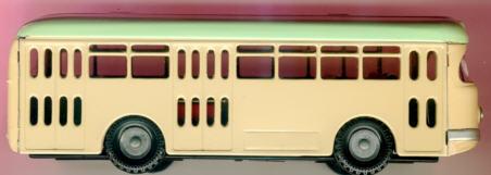 KOVAP/CKO Büssing-Stadtbus 1959 Blech,CKO-Replica
