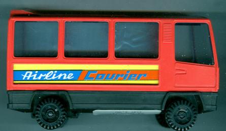 Omnibus Airline Courier