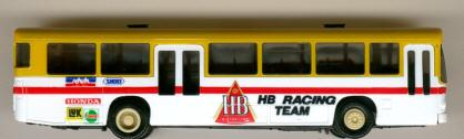 Herpa/Albedo MAN SÜ 240 HB RACING TEAM