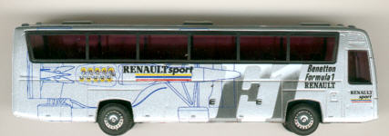 Praline/Albedo Renault FR-1 RENAULT sport