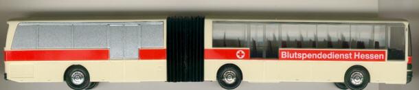 Albedo/Herpa Setra SG 221 UL Blutspendedienst Hessen