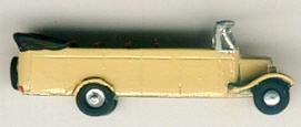 KEHI Ford Bus Cabrio Handarbeit