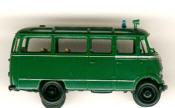 Brekina Mercedes Benz MB O 319 Polizei-Bus