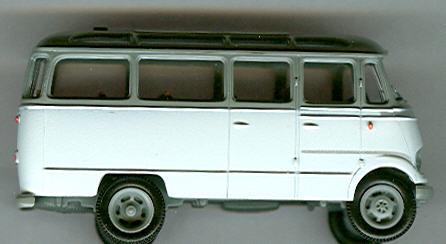 Brekina Mercedes Benz MB O 319
