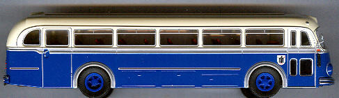 Brekina Mercedes Benz MB O 6600 H Überlandbus München,TD