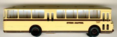 Brekina Mercedes Benz MB O 317 K Stern & Hafferl          (A)