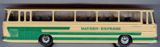 Stettnisch Setra S 150 H Bayern-Express (Fehldruck)