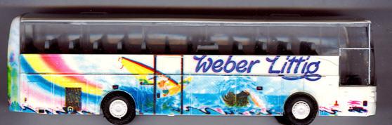 Limo Cars van Hool T 815 Acron Weber Littig