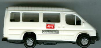 Praline Ford-Transit-Bus  Avis