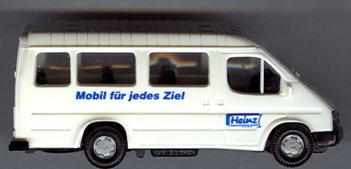 Praline Ford-Transit-Bus (87) Heinz