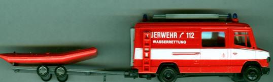 Praline Mercedes Benz MB 507-D FW
