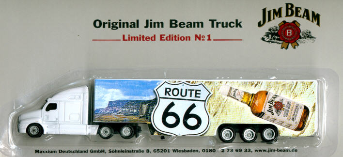 Scania Jim Beam
