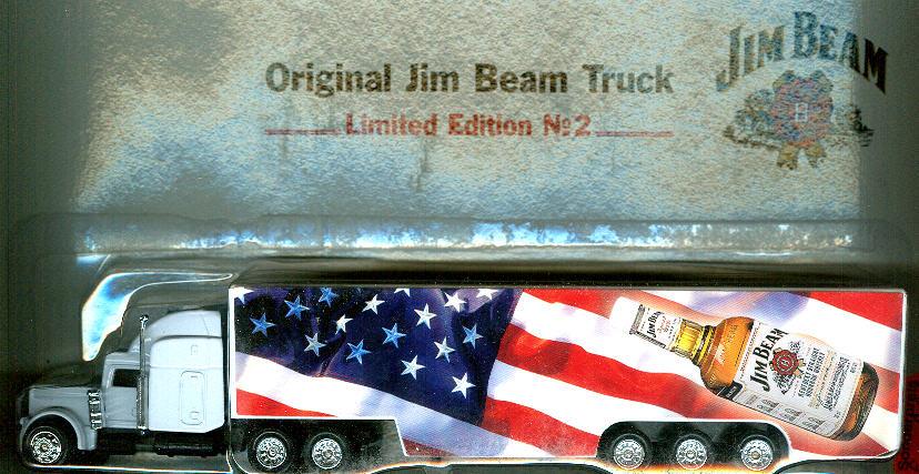 Scania Jim Beam Nr. 2