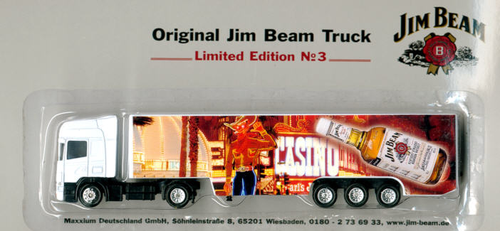 Scania Jim Beam Nr. 3