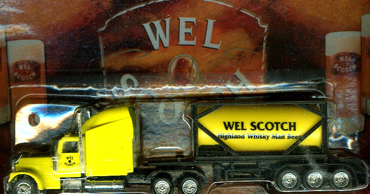LKW  WEL SCOTCH  Whisky