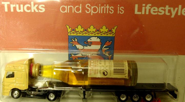 MB Truck mit Asbach