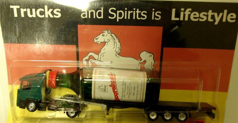 Scania Truck mit Doornkaat