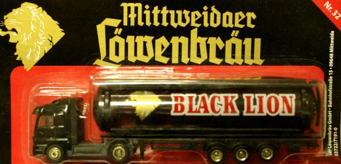 MB Mittweidaer Löwenbräu Black Lion