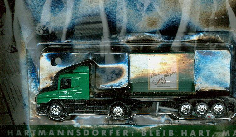 Scania Hartmannsdorfer Bier