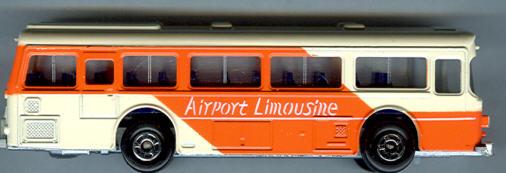 ASC HINO-Stadtbus Airport-Limousine