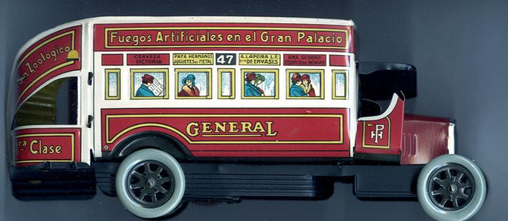 Paya Autobus La General