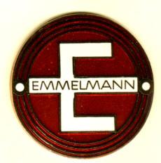 EMMELMANN-Plakette